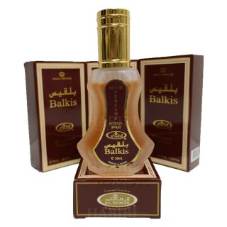 1 X Balkis 35ml By Al Rehab Oud Floral Woody Perfume Spray Habibicollections