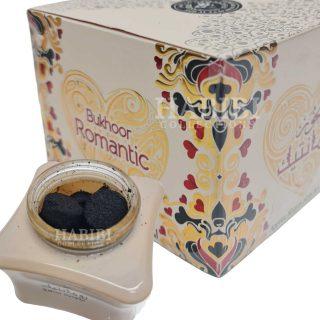 Bukhoor Romantic Arabian Incense 80g