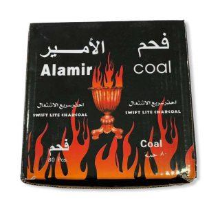 Al Amir Swift Light Charcoal For Bakhoor Incense Coal Hamil Al Musk 2