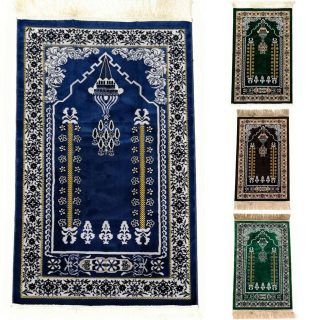 Al Haram Prayer Mat Salah Pray Namaz Rug Mat Andalusia Mat Habibi Collections Hmat 001 Thumb2