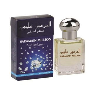 15ml Al Haramain Million Musk Perfume Oil Arabian Attar Itr Ittar