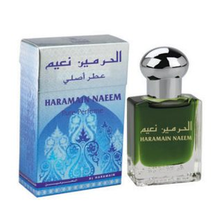 15ml Al Haramain Naeem Musk Perfume Oil Arabian Attar Itr Ittar