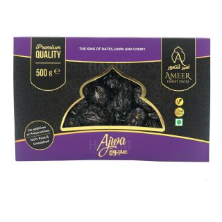 Ajwa Dates From Madina Saudia Best Quality Khajoor