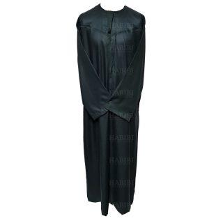 Befunky Collage Omani Dark Green005 Men Omani Long Sleeves Thobes 04 21t070846.103