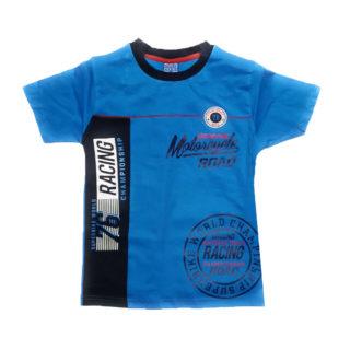 Boys CotBoys Cotton Shirt Tops + Jeans Shorts Blue HabibiCollectionson Shirt Tops + Jeans Shorts Blue HabibiCollections 2
