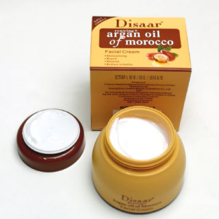Disaar Facial Cream Argan Oil of Morocco 50g - Habibi Collections