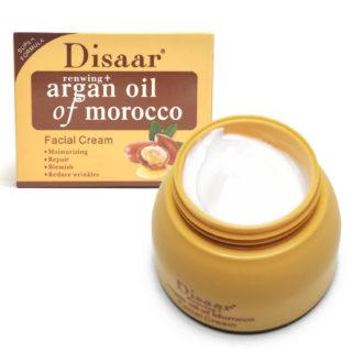 Disaar Facial Cream Argan Oil of Morocco 50g - Habibi Collections