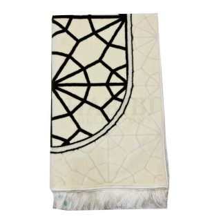 Adult Islamic Prayer Mat Masjid Star Geometric Janamaaz Saudi Arabia