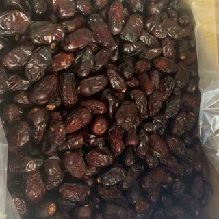 Genuine Natural Safawi Kalmi Dates Khajoor - From Madina Saudi Arabia
