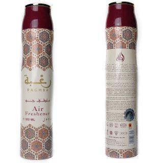 Raghba Air Freshener 300ml - Lattafa