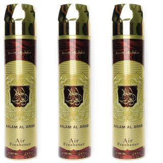 Ahlam Al Arab Air Freshener 300ml - Ard Al Zaafaran