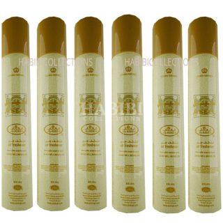 6x Aseel Crown Perfumes Air Freshener By Al Rehab