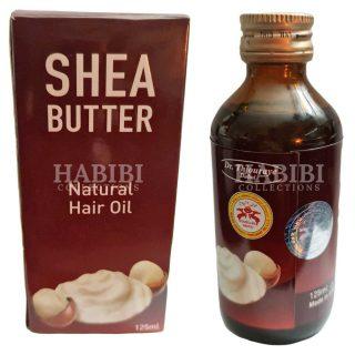 Shea Butter Natural Hair Oil 125ml