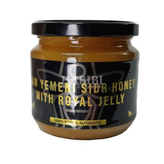 Authentic Raw Yemeni Sidr Royal Jelly Honey Unprocessed Extremely Thick