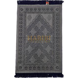 Turkish Thick Jumbo Size Islamic Prayer Mat Jannamaz Musalla Rug Super Soft