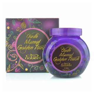 Oudh Mamul Golden Touch by Nabeel 40g