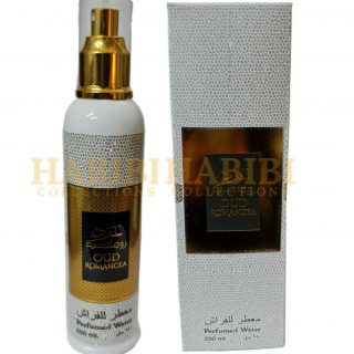 Oud Romancea Water Air/Fabric/Clothes Freshener