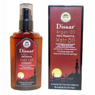 Disaar Moroccan Argan Hair Oil Ultra Moist Daily Repairing