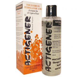 Actigener Shampoo ICE for Dandruff Itching & Hair Loss