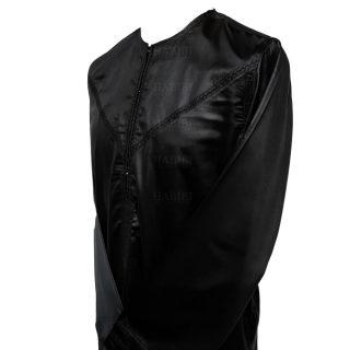 Nskemrt 001 Thobe Jubba Men's Design Emirati Dishdash High Quality Black0507 043917