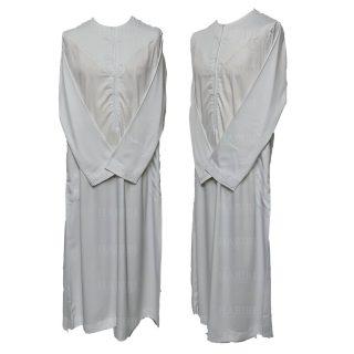 Nskemrt 004 White Thobe Jubba Men's Design Emirati Dishdash High Quality 05 08t045102.898