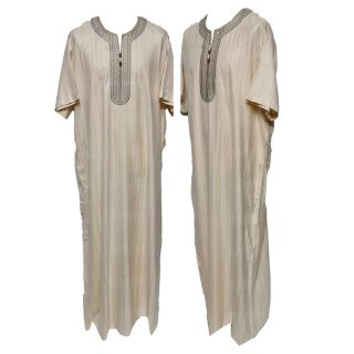 Oth Slv024 Men Moroccan Short Sleeves Thobe 05 03t053029.958