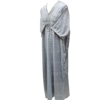 Othchq 027 L Grey Men Moroccan Short Sleeves Thobe 05 03t071652.417 (4)