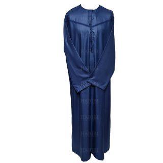 Omani Royal002 Men Omani Long Sleeves Thobes0418 223303