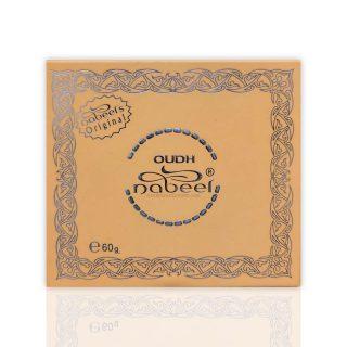 Oudh Nabeel Genuine 60g Jar Bakhoor