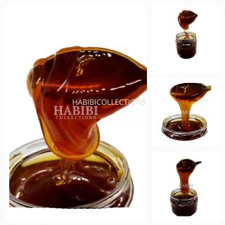 Luxury Premium Yemeni Sidr Cave Honey Chewy Extremely Thick