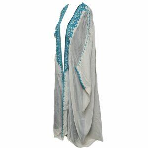 Wmnbsht 008 Women's 3 Quarter Sleeve Arabian Bisht Cloak Arab Dress Thobe Islam Robe Eid 05 29t171022.545