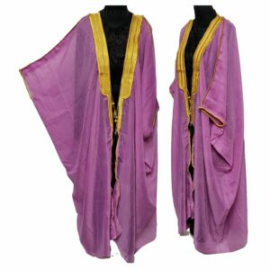 Wmnbsht 014 Women's 3 Quarter Sleeve Arabian Bisht Cloak Arab Dress Thobe Islam Robe Eid 05 30t004232.728