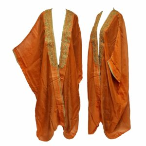 Wmnbsht 021 Women's 3 Quarter Sleeve Arabian Bisht Cloak Arab Dress Thobe Islam Robe Eid 05 30t205352.060