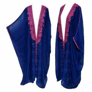 Wmnbsht 024 Women's 3 Quarter Sleeve Arabian Bisht Cloak Arab Dress Thobe Islam Robe Eid 05 29t211016.589