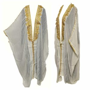 Wmnbsht 027 Women's 3 Quarter Sleeve Arabian Bisht Cloak Arab Dress Thobe Islam Robe Eid 05 29t204122.135