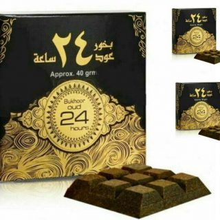 Bakhoor Oud 24 Hours by Ard Al Zaafaran - Habibi Collections