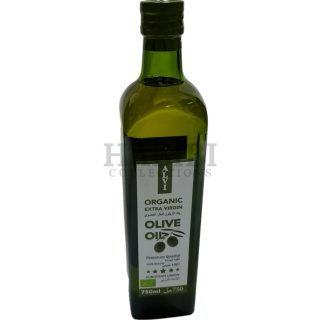 Organic Extra Virgin Olive Oil Cold Pressed 100% Natural. Made from finest organic olives. Deep, bright green colour and a fruity, bittersweet taste hints. Very low acidity, rich content of polyphenoles. As a result, they have high nutritional value. Portuguese natural product. Suitable for Vegetarians. Net Weight: 750ml. Genuine product of Portugal. Store at room temperature away from light and heat.