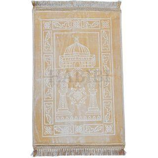 Islamic Sponge Padded Masjid Non-Slip Prayer Mat