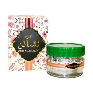 Oudh Al Amakin Bakhoor by Ard Al Zafaaran (40g)